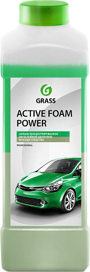 GRASS ACTIVE FOAM POWER 6